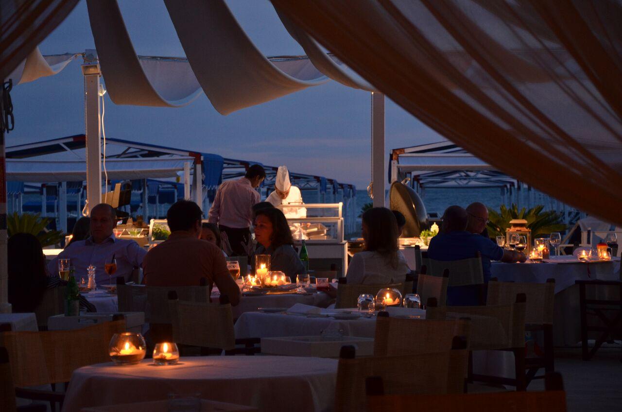 Best Restaurants In Forte Dei Marmi Italy